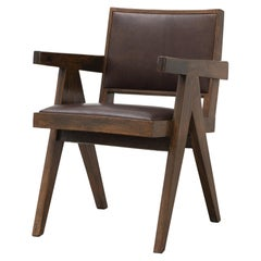 "Pierre Jeanneret, ""Office"" Chair, circa 1955-1956"