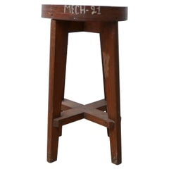 Pierre Jeanneret Original Midcentury Lab Bar Stool