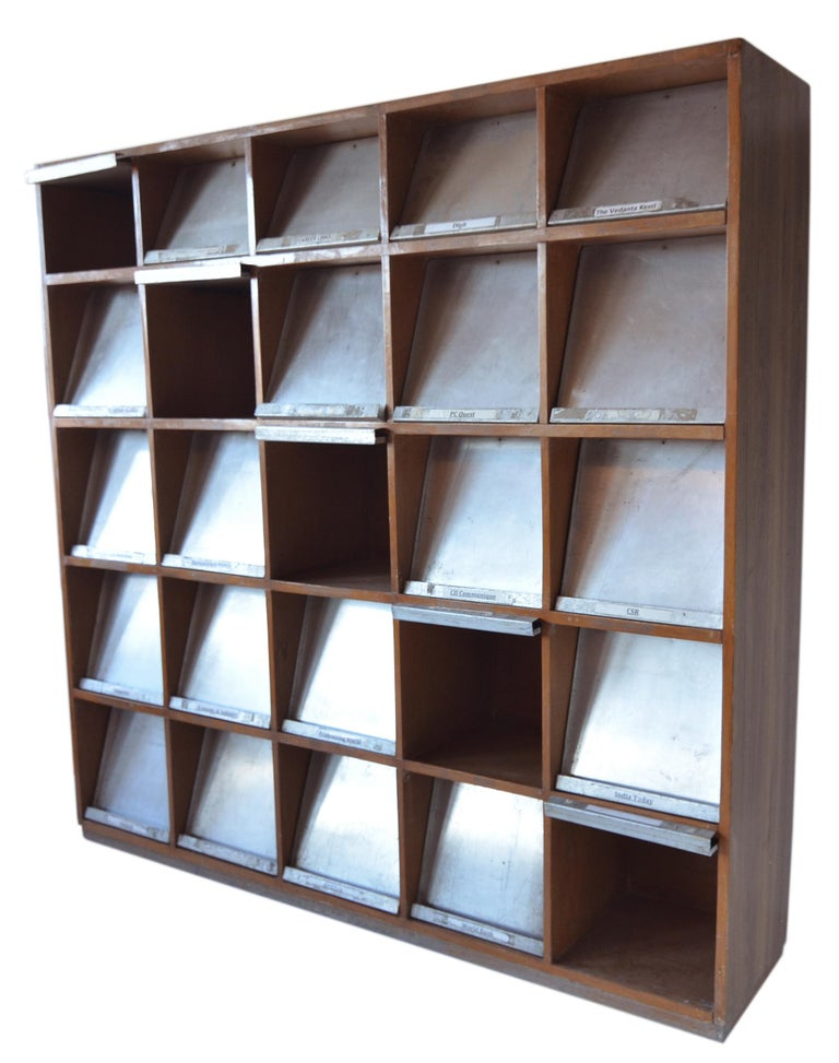 Pierre Jeanneret Periodical Bookcase 3