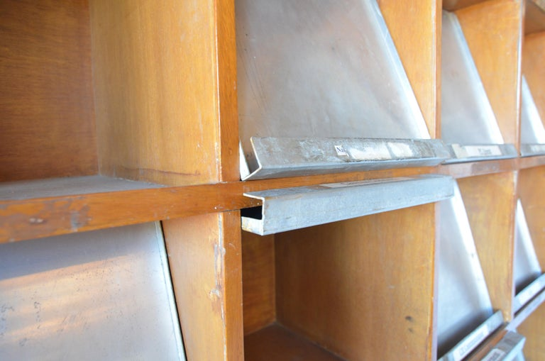 Pierre Jeanneret Periodical Bookcase 2