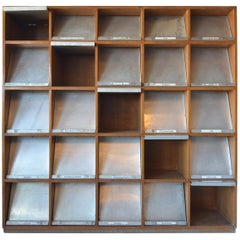 Aluminum Case Pieces and Storage Cabinets