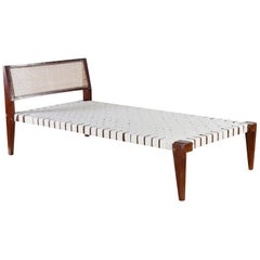 Pierre Jeanneret PJ-L-02-A, Original Collapsible Single Bed