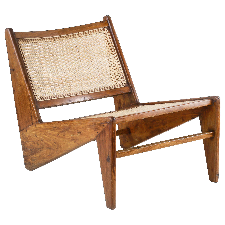 Pierre Jeanneret Kangaroo Chair | Authentic Mid-Century Modern PJ-SI-59-A