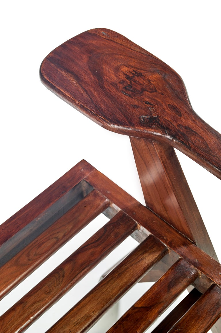 Mid-20th Century Pierre Jeanneret, PJ-SI-26-G, Writing Chair For Sale