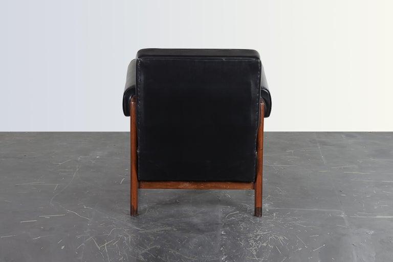 Indian Pierre Jeanneret Bridge Chair  Authentic Mid-Century Modern PJ-SI-42-A  For Sale