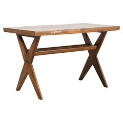 Pierre Jeanneret, Reading Table, ca 1961-62