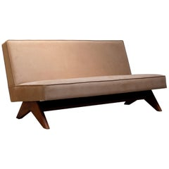 Pierre Jeanneret Sofa from Chandigarh, India