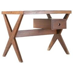 Pierre Jeanneret 'Steno's Desk', Model No. PJ-TA-12-A, circa 1960