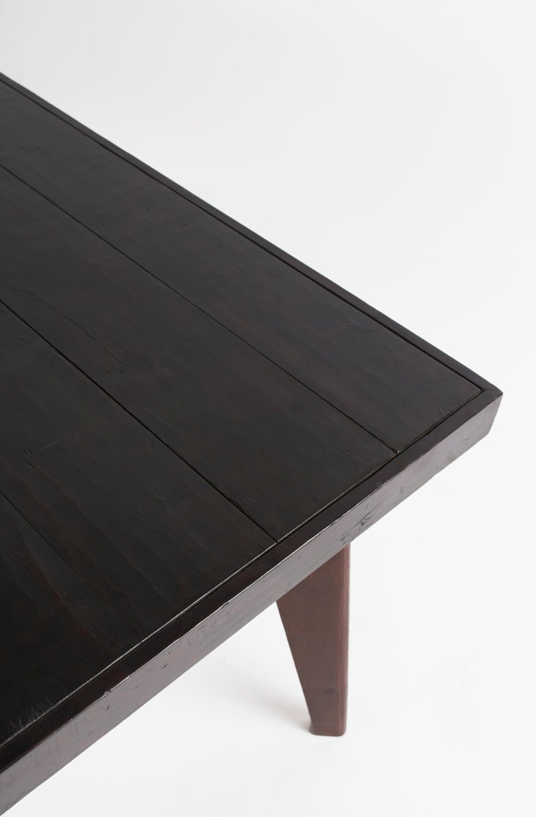 Indian Pierre Jeanneret Table, Circa 1960  For Sale