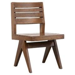 Pierre Jeanneret, Type Chair, ca. 1958-59