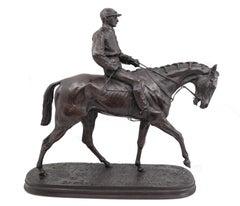 Horse and Jockey No. 1 (The Derby Winner)