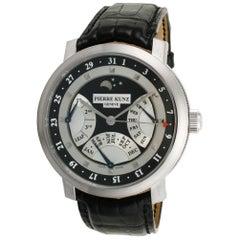 Pierre Kunz Grande Complication G008 QPRI, Black Dial, Certified