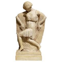 """Pierre le Faguays """"BAS RELIEF"""" Sculpture, 1921"""