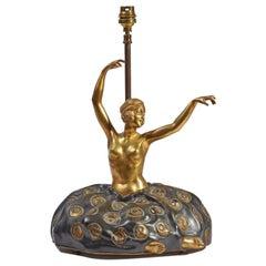 Pierre Lefaguays Table Lamp