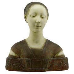 Pierre-Louis Peyranne French Art Deco Statue, circa 1920