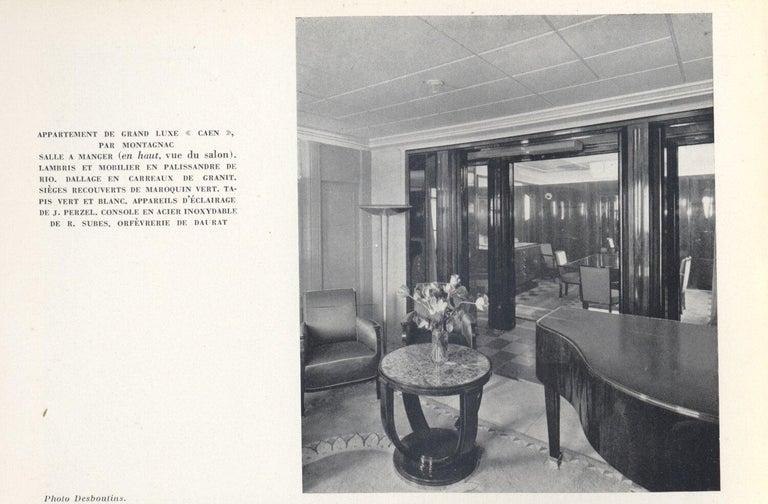Pierre-Paul Montagnac Modernist Piano For Sale 3