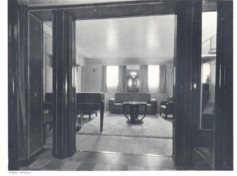 Pierre-Paul Montagnac Modernist Piano For Sale 2
