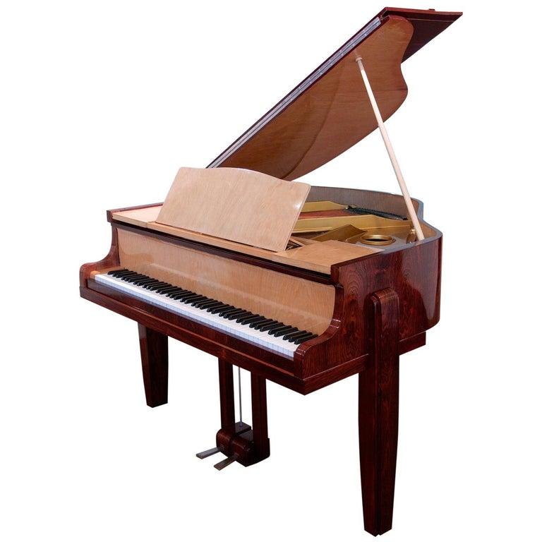 Pierre-Paul Montagnac Modernist Piano For Sale