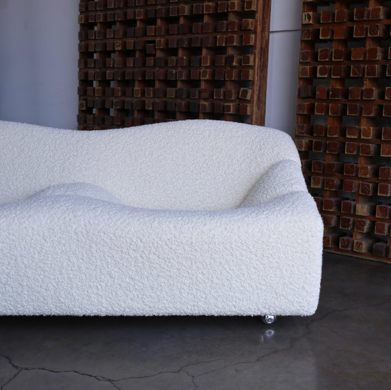 Pierre Paulin ABCD Settee for Artifort, circa 1970  3