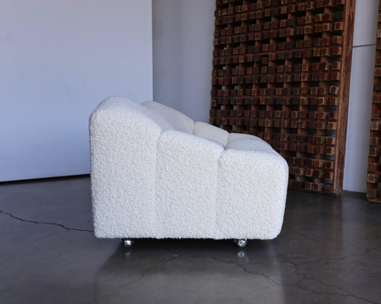 Pierre Paulin ABCD Settee for Artifort, circa 1970  4