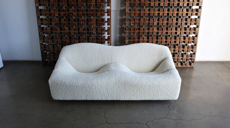 Pierre Paulin ABCD Settee for Artifort, circa 1970  5