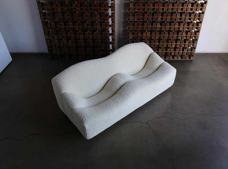 Pierre Paulin ABCD Settee for Artifort, circa 1970  2