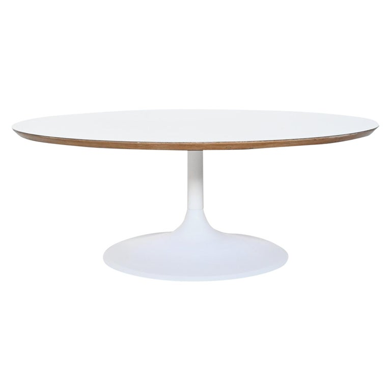 Pierre Paulin by Artifort Model Circle Coffee Table, Netherlands, 1960 For Sale