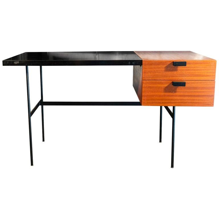 "Pierre Paulin, ""CM 141"" Desk, France, circa 1954 For Sale"