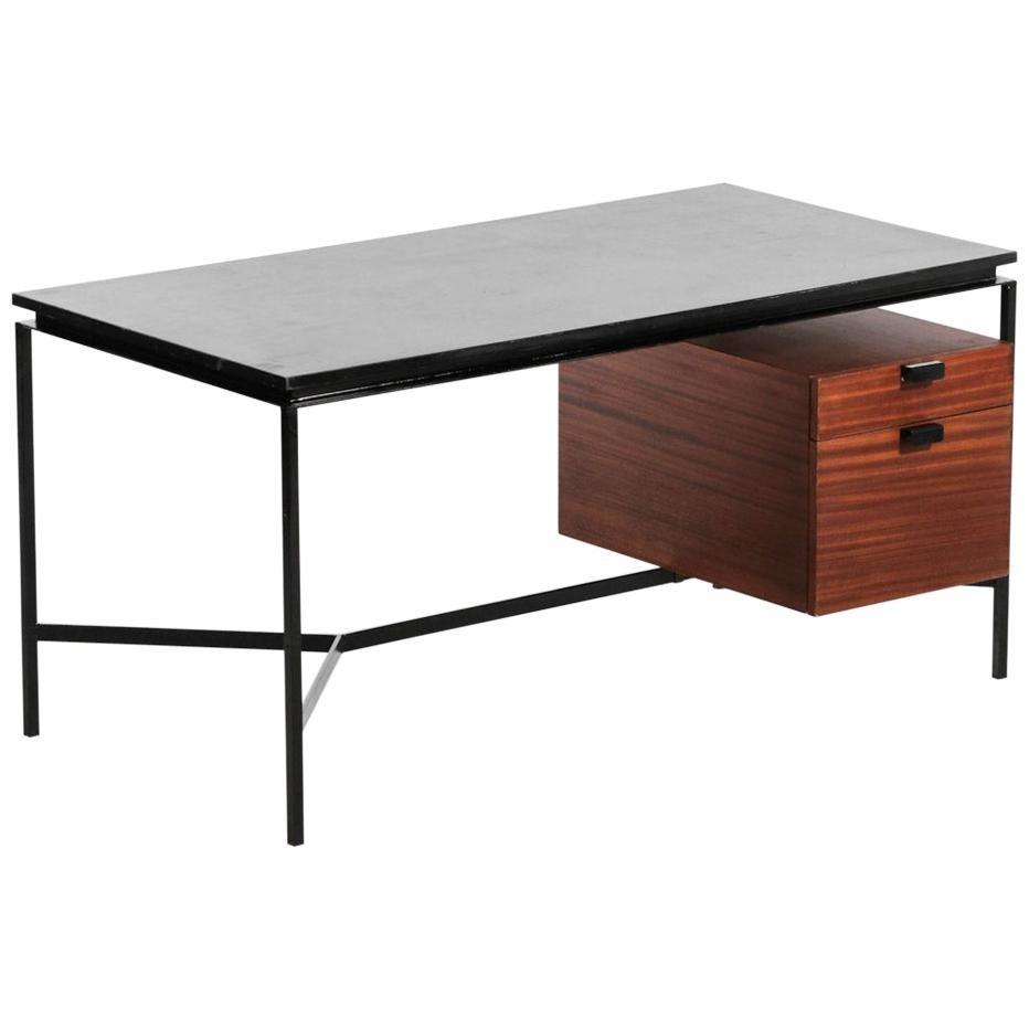 Pierre Paulin CM 172 Desk for Thonet, France, 1950s