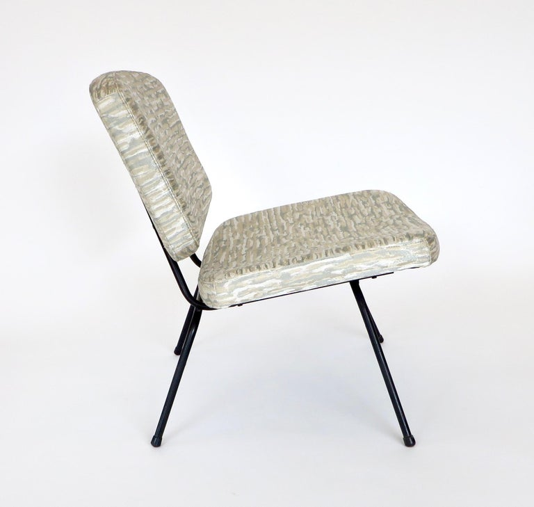Mid-Century Modern Pierre Paulin CM190 Pair of Slipper Lounge Chairs for Thonet For Sale