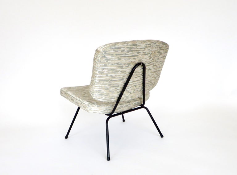 Mid-20th Century Pierre Paulin CM190 Pair of Slipper Lounge Chairs for Thonet For Sale