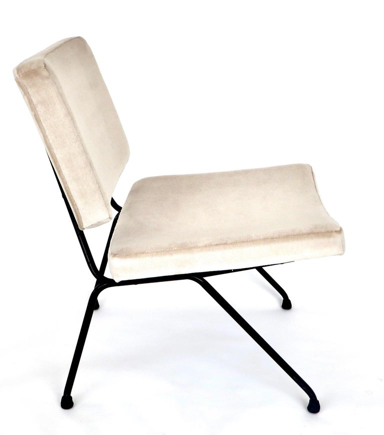 Mid-Century Modern Pierre Paulin CM190 Lounge Chair for Thonet For Sale
