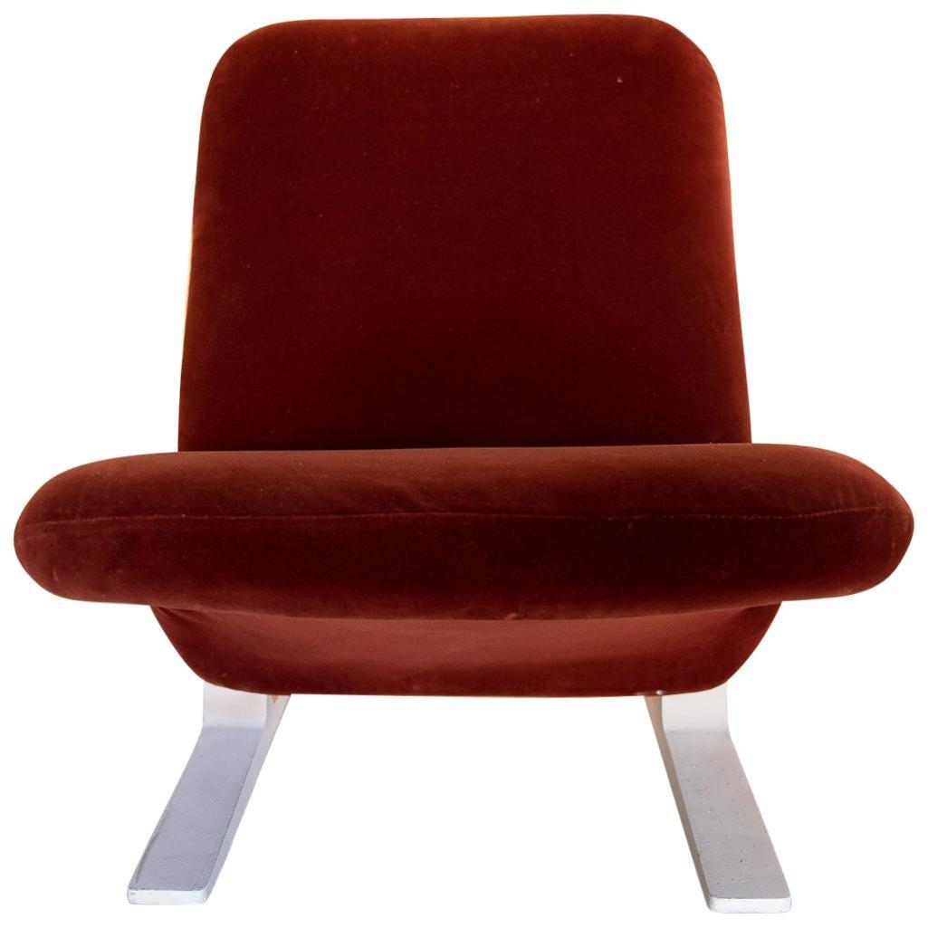 Pierre Paulin Concorde F780 Lounge Chair for Artifort