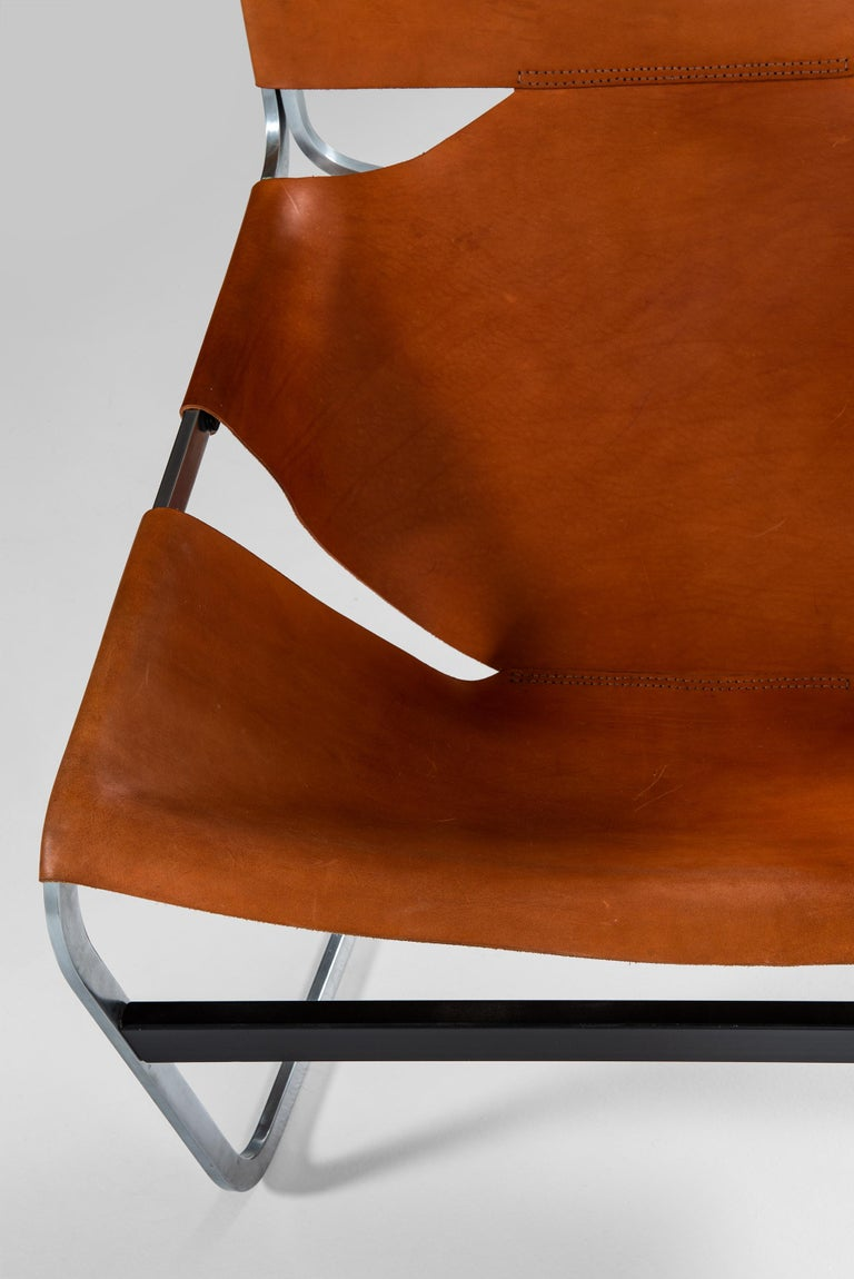 Pierre Paulin Easy Chair Model F-444 Produced by Artifort in Netherlands For Sale 3