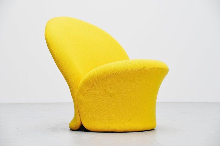 Pierre Paulin F572 Lounge Chair Artifort 1967 For Sale 1