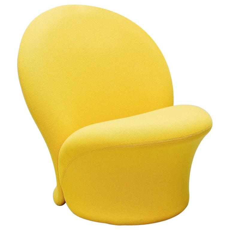 Pierre Paulin F572 Lounge Chair Artifort 1967 For Sale