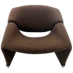 Pierre Paulin F580 Lounge Chair for Artifort, 1st Edition, circa 1960