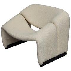 Pierre Paulin F598 Groovy Lounge Chair by Artifort , Netherlands, 1972
