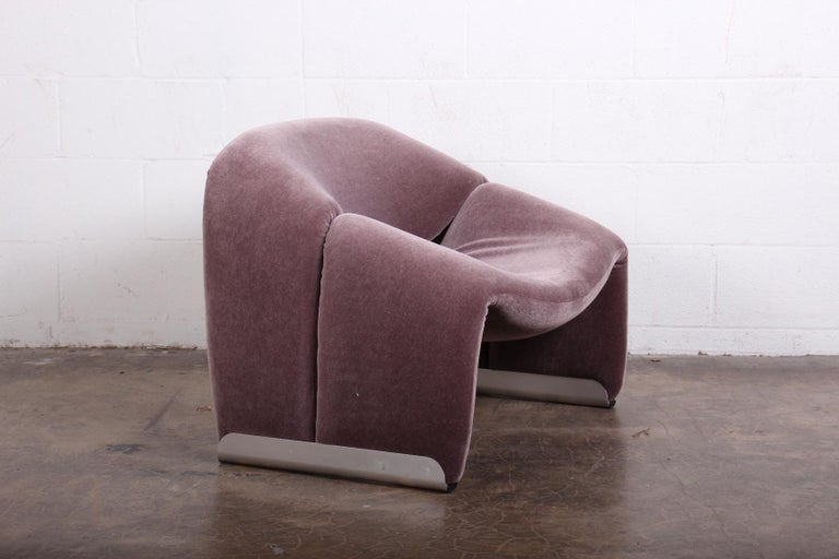 Mid-20th Century Pierre Paulin F598 Groovy Lounge Chair for Artifort For Sale