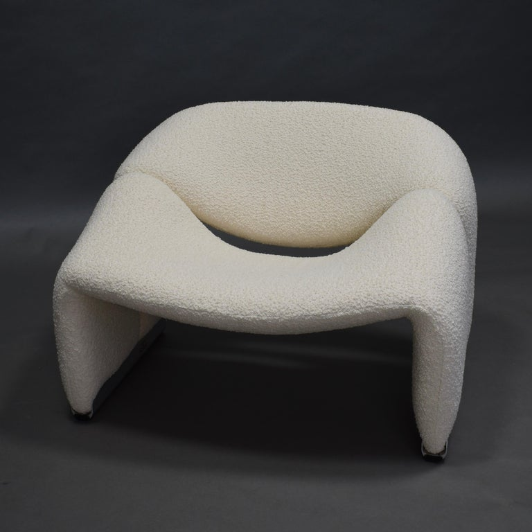 Late 20th Century Pierre Paulin F598 Groovy Lounge Chair for Artifort, Netherlands, 1972