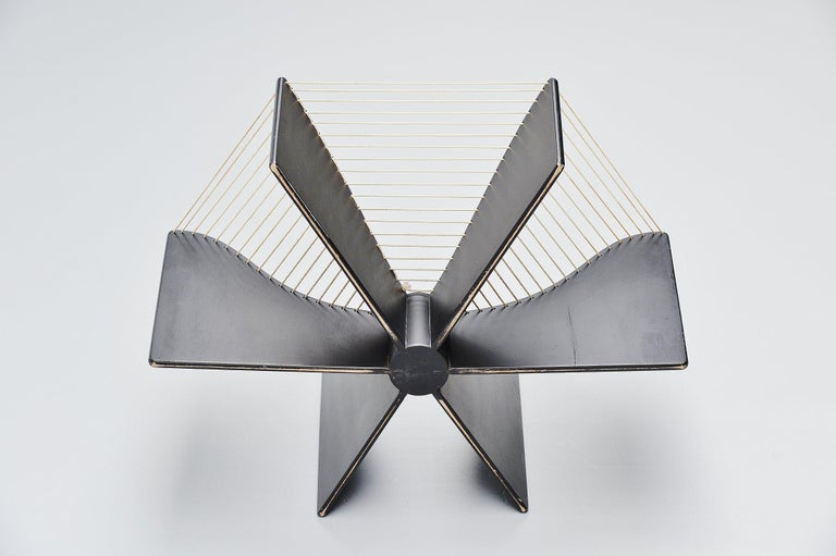 Pierre Paulin F678 Spider Lounge Chair Artifort, 1965 For Sale 1