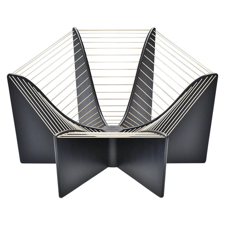 Pierre Paulin F678 Spider Lounge Chair Artifort, 1965 For Sale