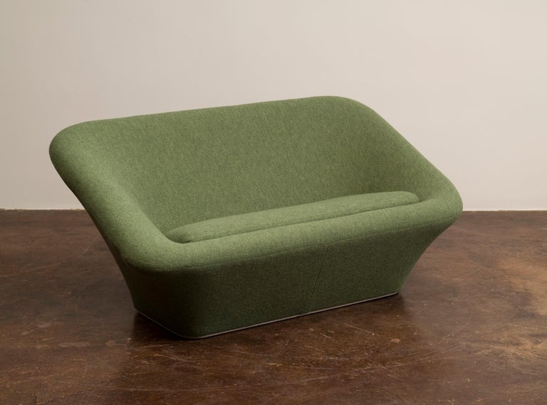 Mid-20th Century Pierre Paulin Mushroom Sofa in Wool for Artifort, France, 1962 For Sale