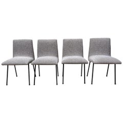 Pierre Paulin Set of 4 Chairs Model CM145
