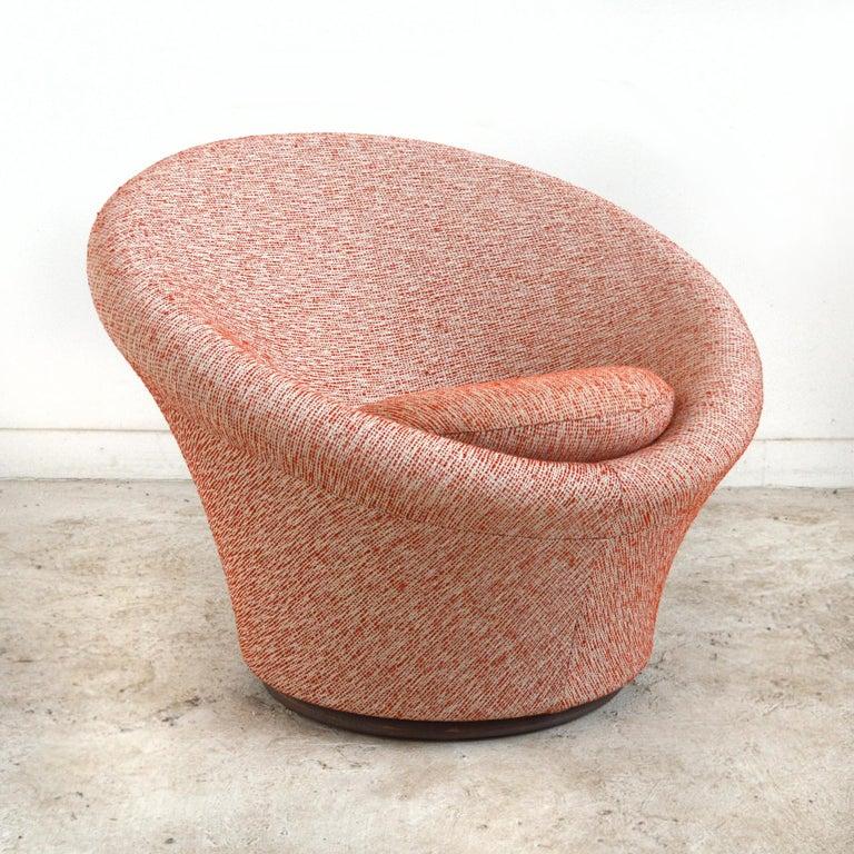 Mid-Century Modern Pierre Paulin Vintage Mushroom Chairs For Sale