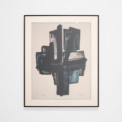 Cross (Lithograph No. 4), Edition 49 of 60