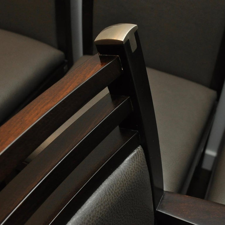 Mid-Century Modern Pierre Vandel Dining Chairs For Sale