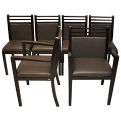 Pierre Vandel Dining Chairs