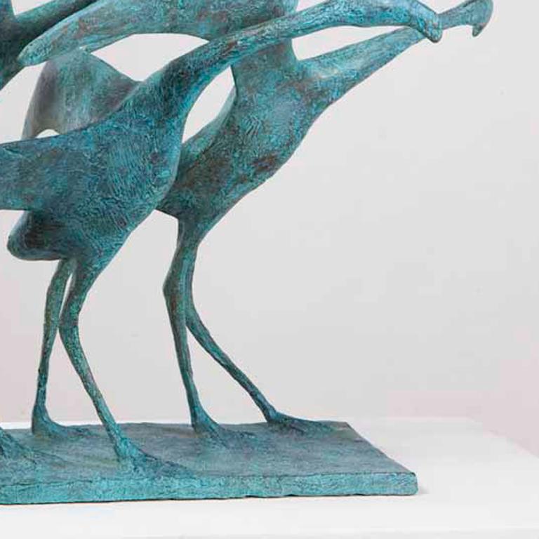 Envolée I (Take-Off I) - Contemporary Sculpture by Pierre Yermia