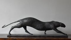 Feline IV - Contemporary Animal Sculpture